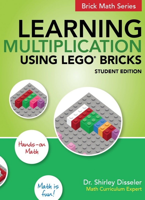 Learning Multiplication Using LEGO® Bricks by Shirley Disseler