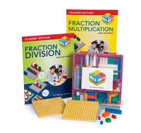 Fraction Multiplication and Fraction Division